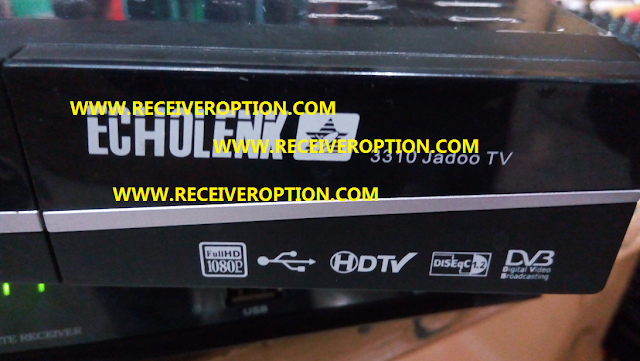 ECHOLENK 3310 JADOO TV HD RECEIVER DUMP FILE