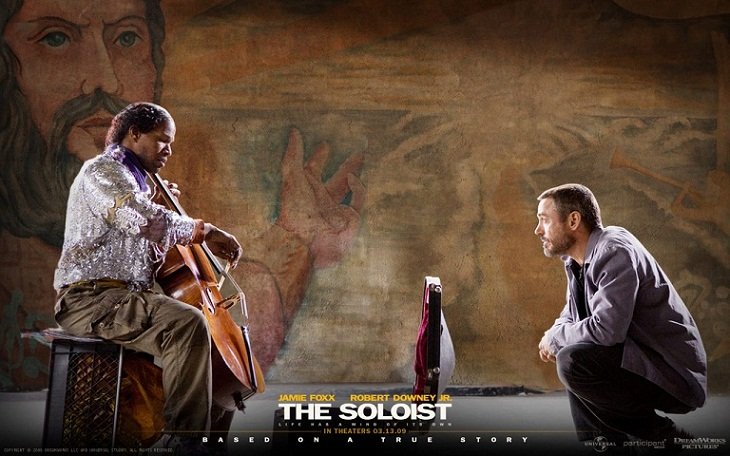 The Soloist, Kisah Gelandangan yang Ternyata Genius