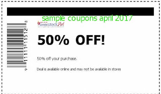 Overstock coupons for april 2017