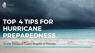 Top 4 Hurricane preparedness tips