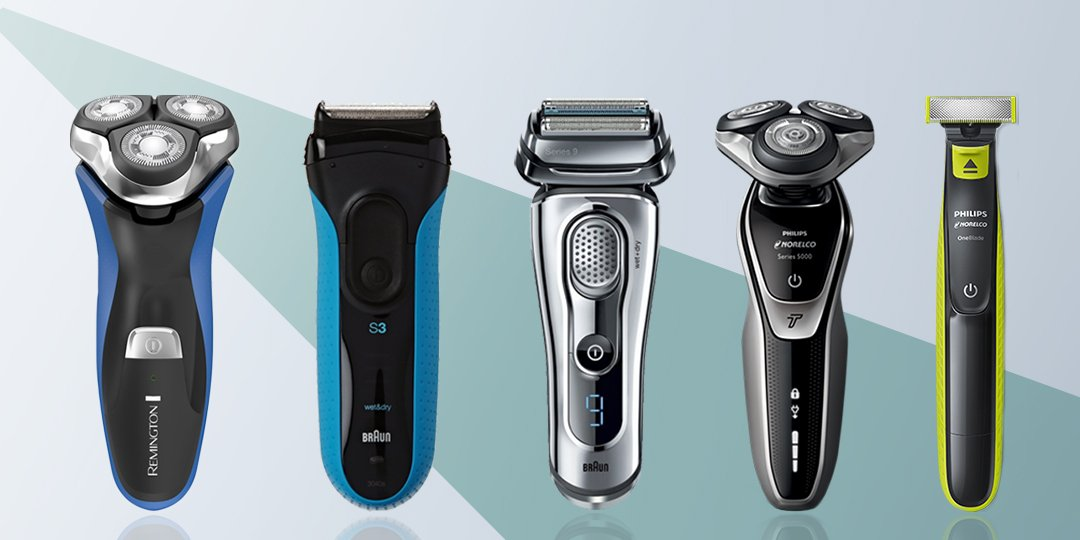 Top 5 Best Electric Shavers For Your Sensitive Skin 1
