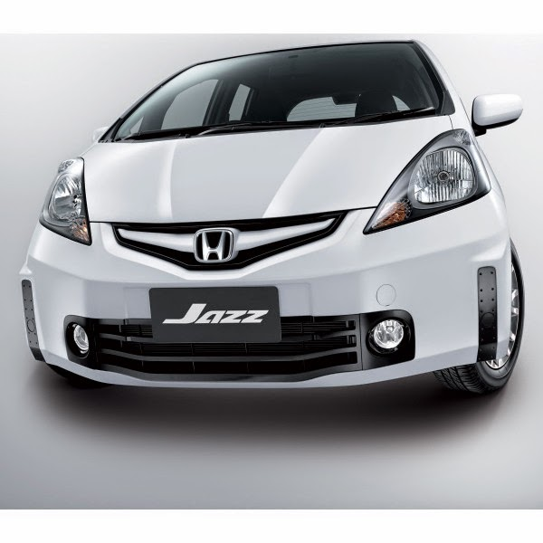 Full Bumper Honda Jazz S-RS 2008-2011 Active Plus