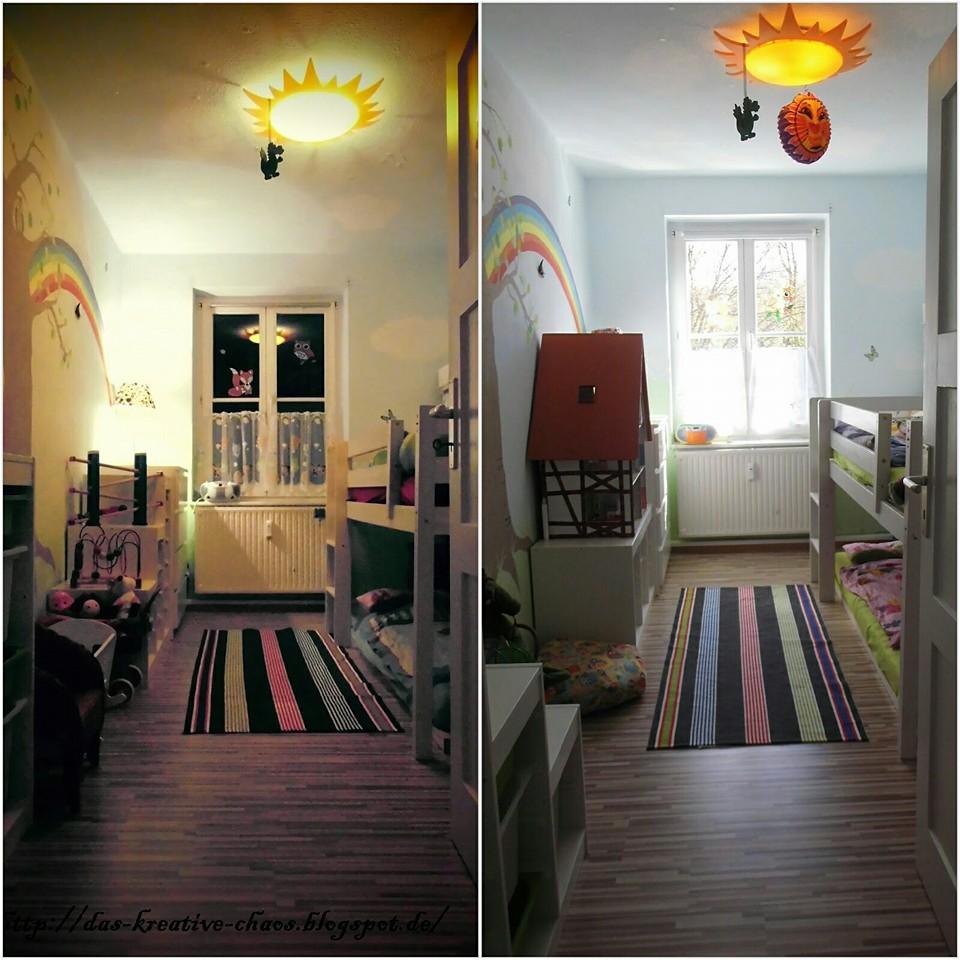 frau k und der weg zu ordnung organisation und minimalismus das spielzeugfreie kinderzimmer. Black Bedroom Furniture Sets. Home Design Ideas