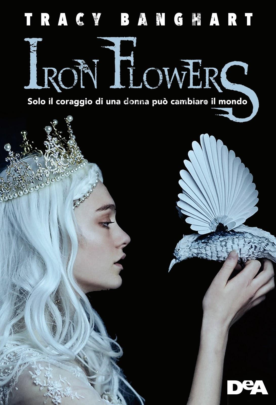 Risultati immagini per iron flowers