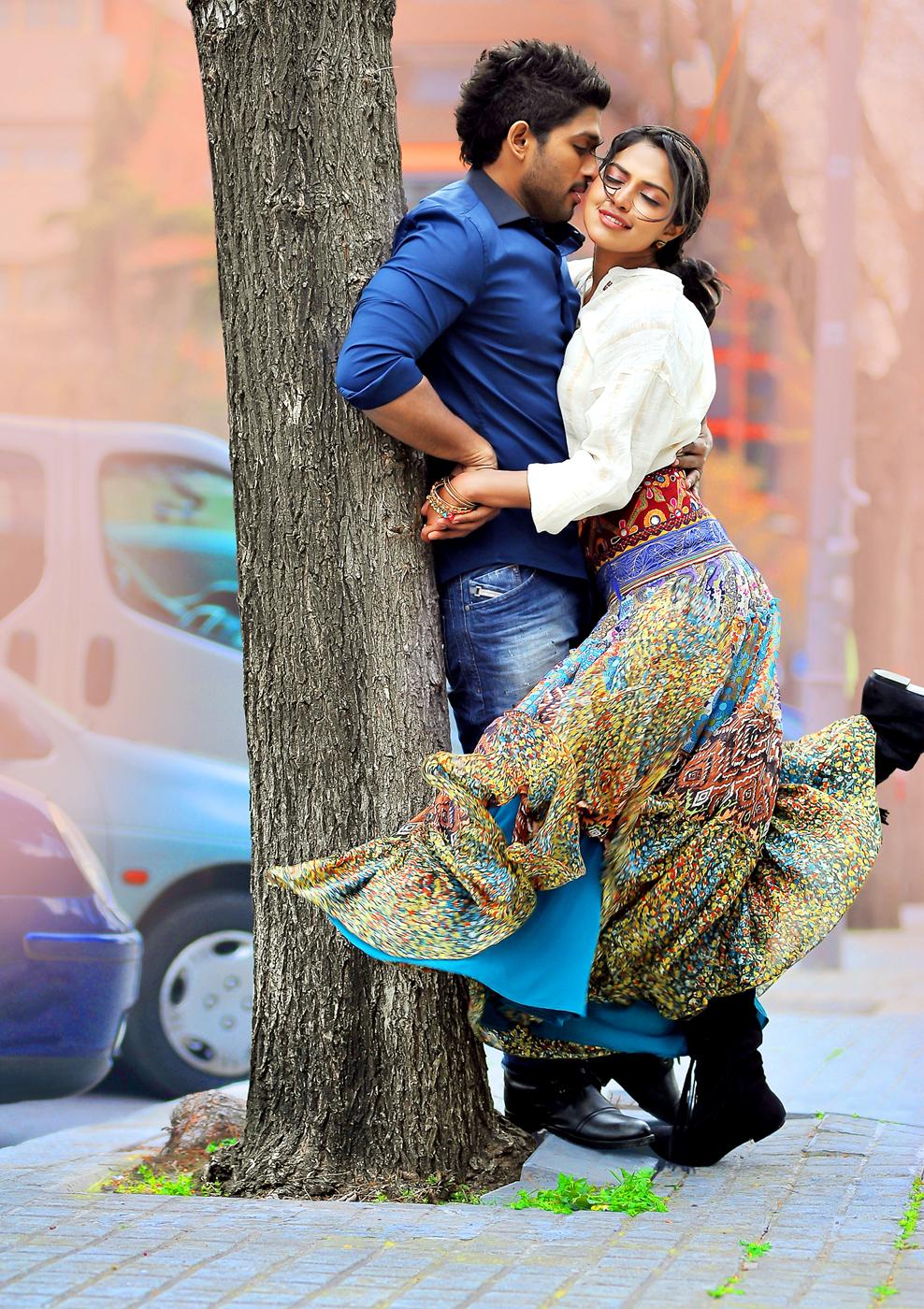 Iddarammayilatho Telugu Movie Latest hd Wallpapers- Allu ...