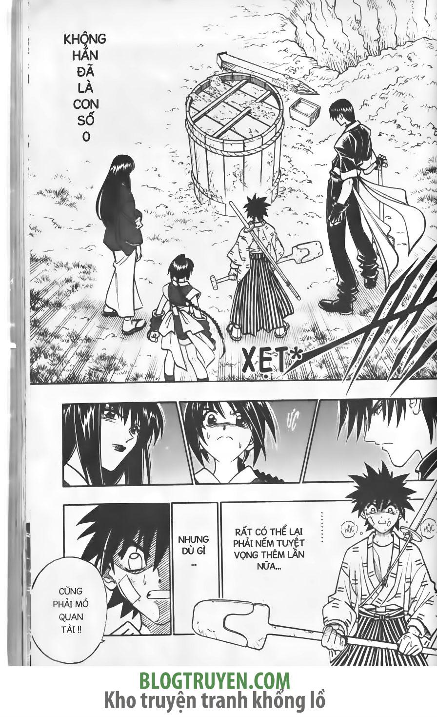 Rurouni Kenshin chap 211 trang 11