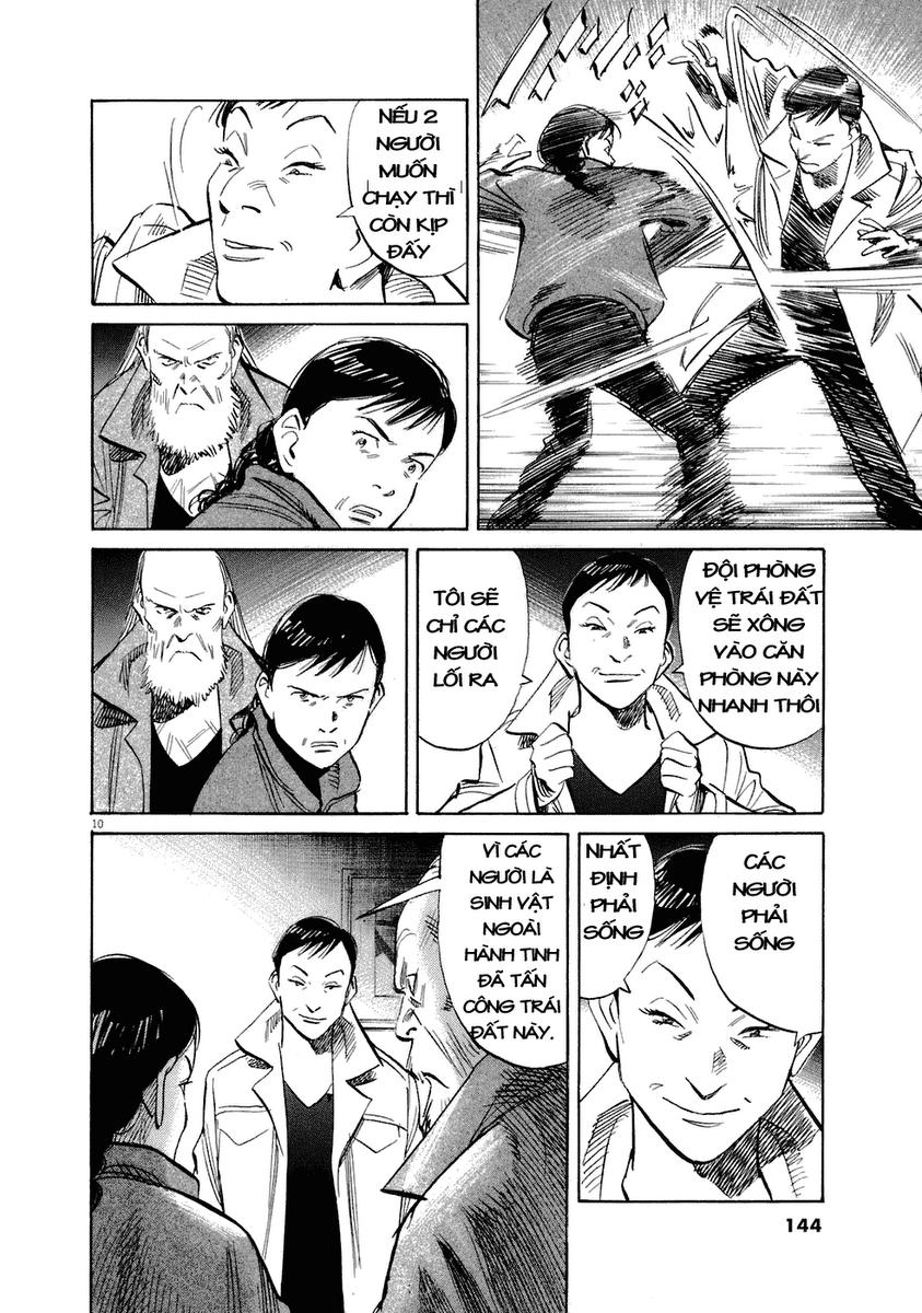 20th Century Boys chapter 222 trang 23