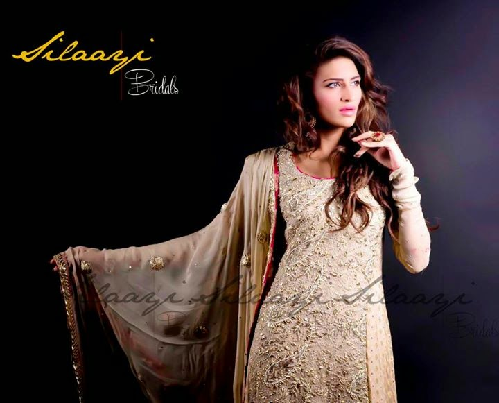 Silaayi Bridal Dresses 2014