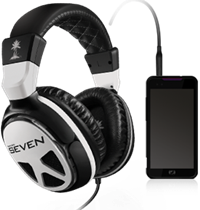 M Seven Premium Mobile Gaming Headset