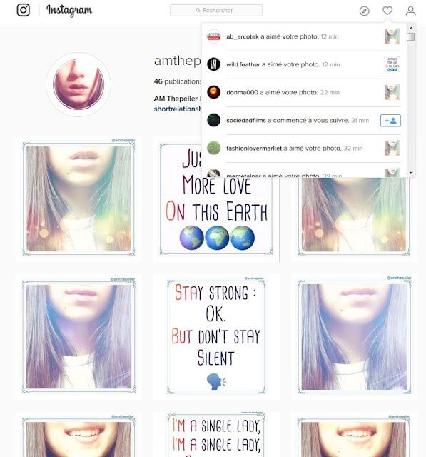 galerie instagram gagner abonnés