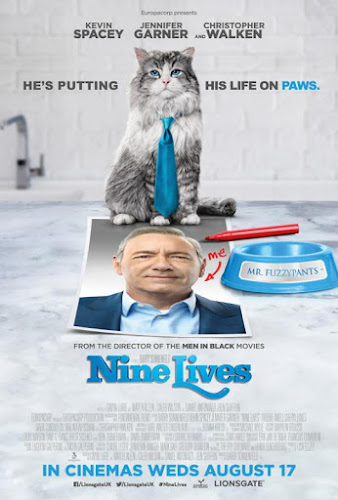Nine Lives (BRRip 720p Ingles Subtitulada) (2016)