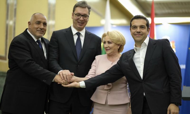 Κοινός βηματισμός για την επιτυχία της Συνόδου κορυφής Ε.Ε. - Δυτικών Βαλκανίων στη Σόφια