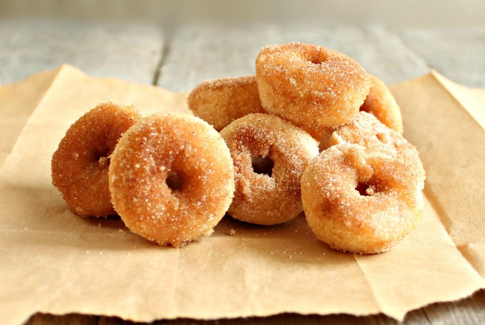 Mini Baked Donuts Recipe Dishmaps