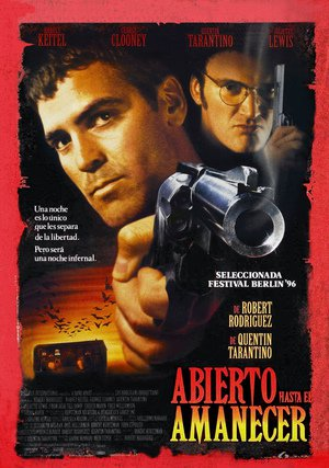 Poster From Dusk Till Dawn 1996