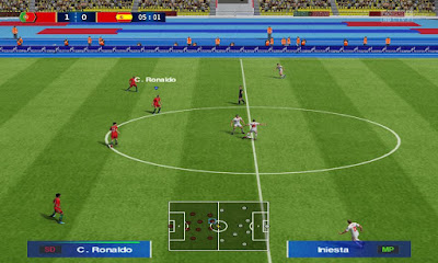 PES 6 Scoreboards World Cup 2018 Russia