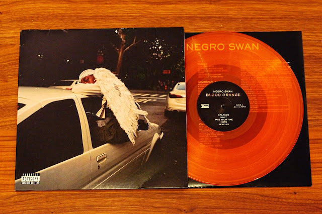 Blood Orange - Negro Swan -  Album of the Year - Vinyl