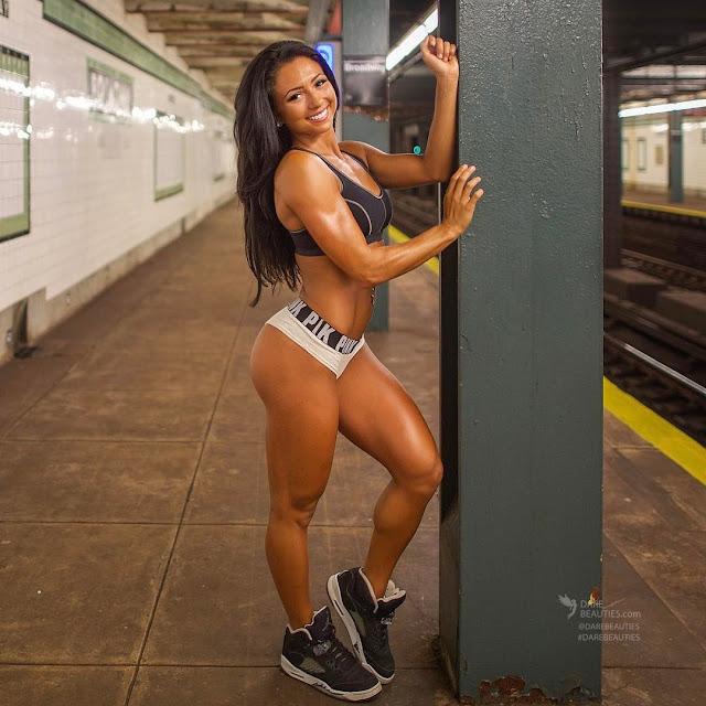 Ashley Nocera boobs
