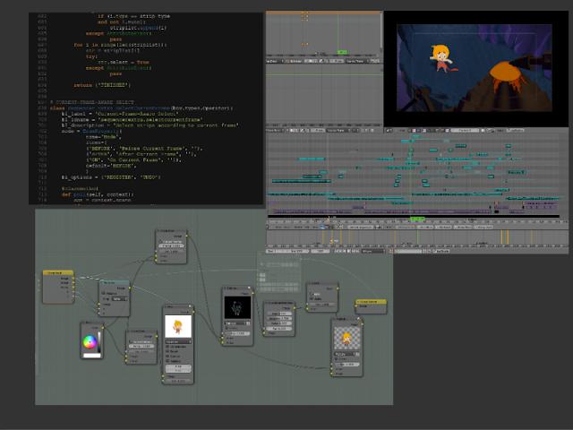 """Conheça """"Oranguerrilla"""", um novo fillme feito completamente com Software Livre"""