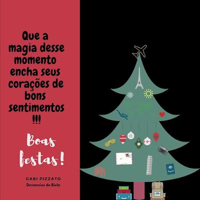 Mensagem e Cartão de Natal 2018