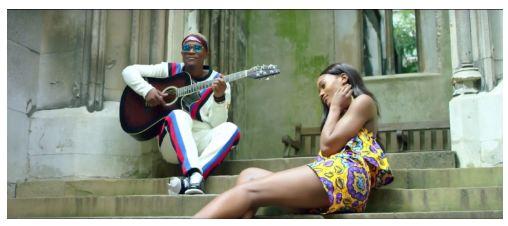 Video: Dotman – Afro Girl ft. Mr Eazi [Mp4 Download]