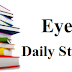 Daily Study Package 17 Nov