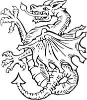 Dragon-heraldica-simbolo-significado