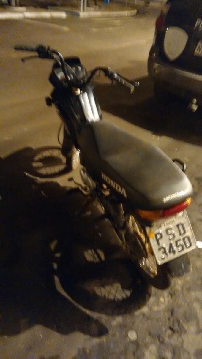 Caxias: Esquadrão Águia prende dupla suspeita de tomar de assalto uma motocicleta