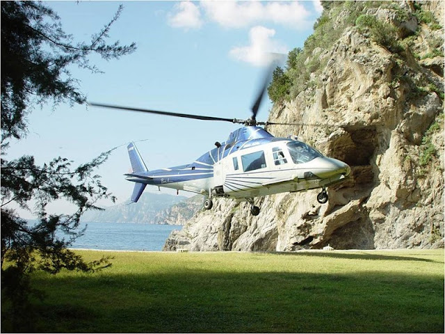 Passeios em Helicóptero
