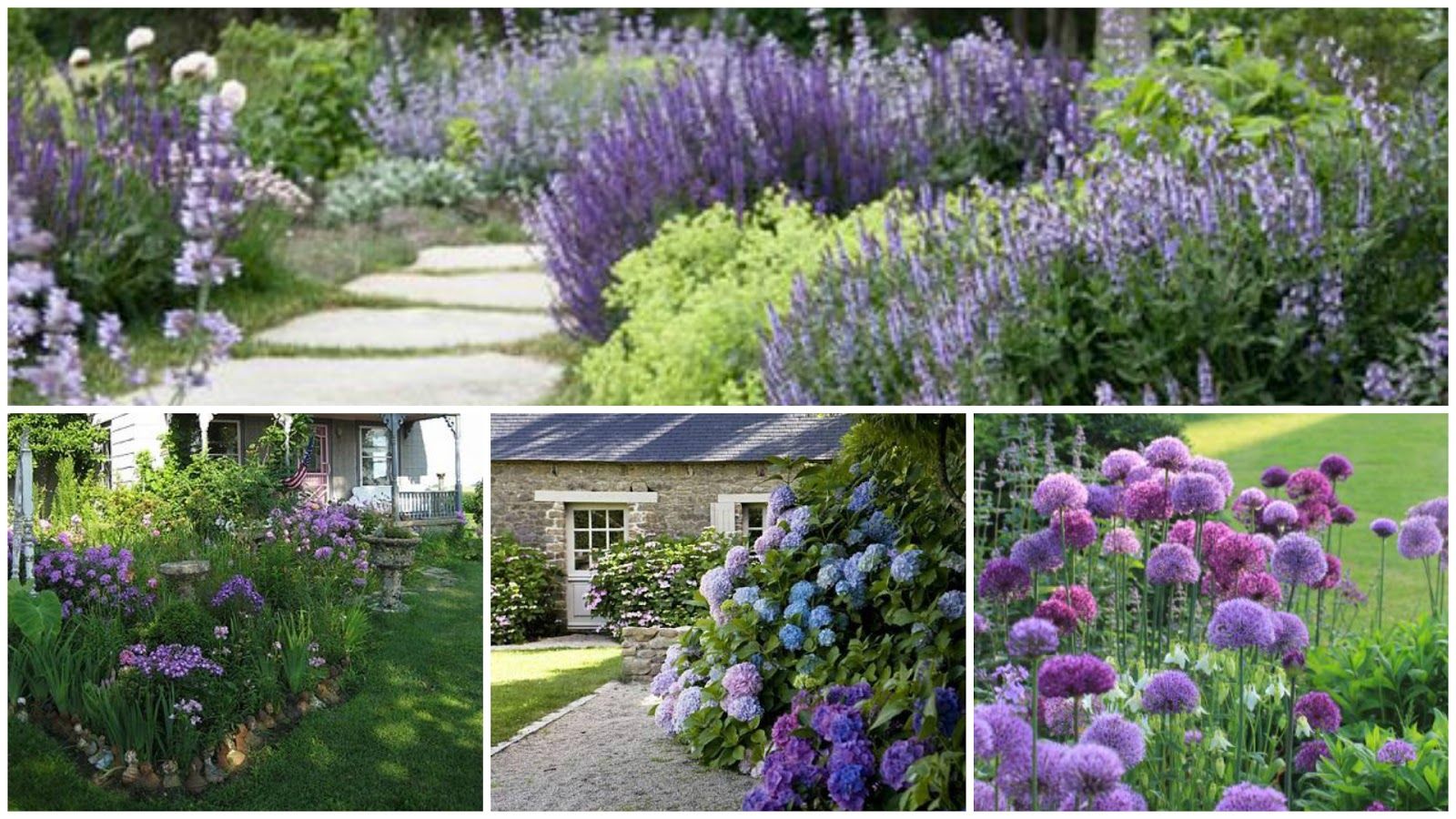 Cottage Garten Planung Eines Cottage Gardens... - Beachhouse Living