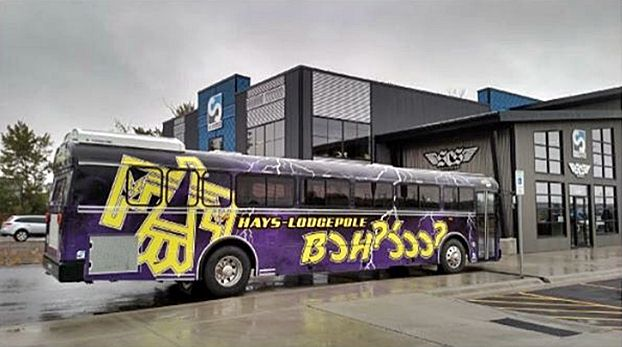 10 Gambar Mobil Bus Dengan Desain Cat Air Brush  Terbaru Paling Keren