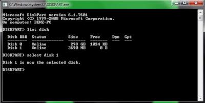 Cara membuat Bootable Flashdisk part05