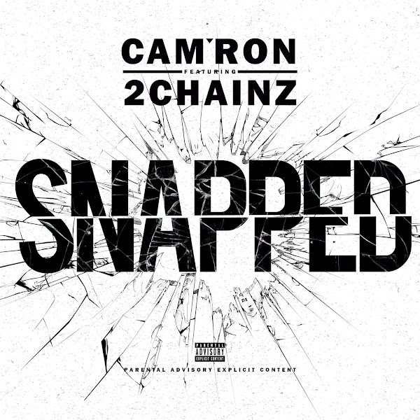 Cam'ron - Snapped (feat. 2 Chainz) - Single Cover