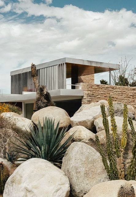 Richard Neutra Kaufmann House Incredible Pics
