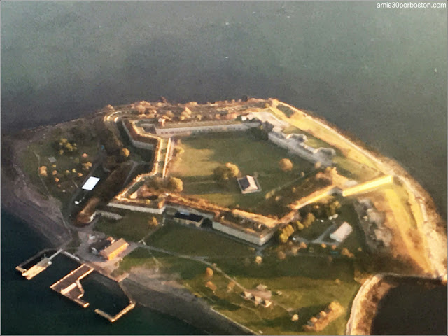 Parque Nacional de las Islas del Puerto de Boston: Georges Island