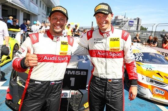 ADAC GT-Masters: Team ISR setzt auch 2019 auf Filip Salaquarda und Frank Stippler