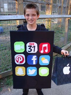 ipod Apple halloween costume costumes idea