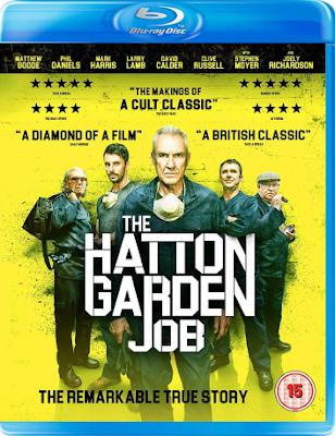 The Hatton Garden Job 2017 Eng BRRip 480p 300Mb