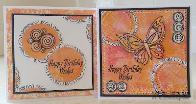 JOFY32 - Tracy Scott Limited Edition Paperartsy Fresco paints