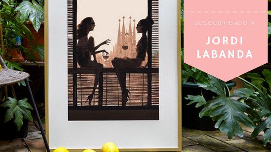 Jordi Labanda decoración dibujos ilustraciones