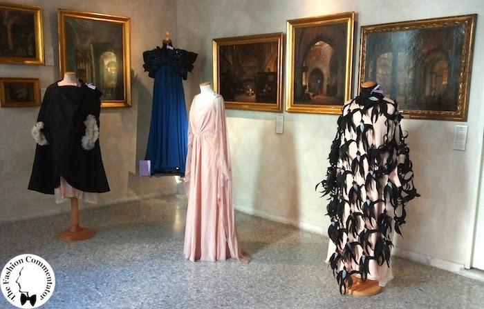 Valentina Cortese - Mostra Milano - Dresses
