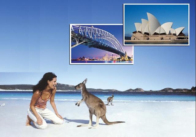 Có bạn mời, vậy xin visa Úc theo diện gì và thời gian lưu trú bao lâu 1
