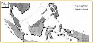 Arus konveksi dan pergeseran lempeng menyebabkan terbentuknya relief muka bumi (Plumer, 1985).