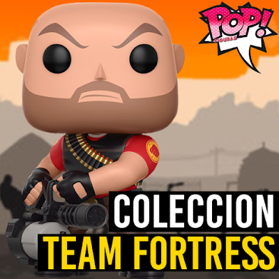 Lista de figuras funko pop de Funko Team Fortress