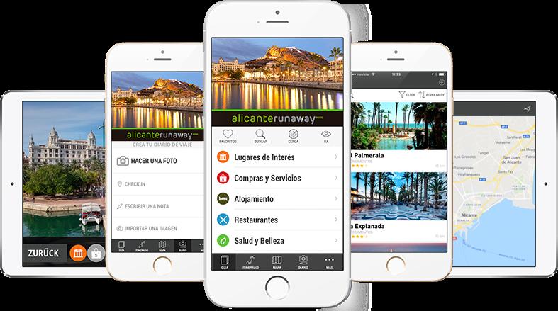 Alicante Runaway: una app turística de la Costa Blanca