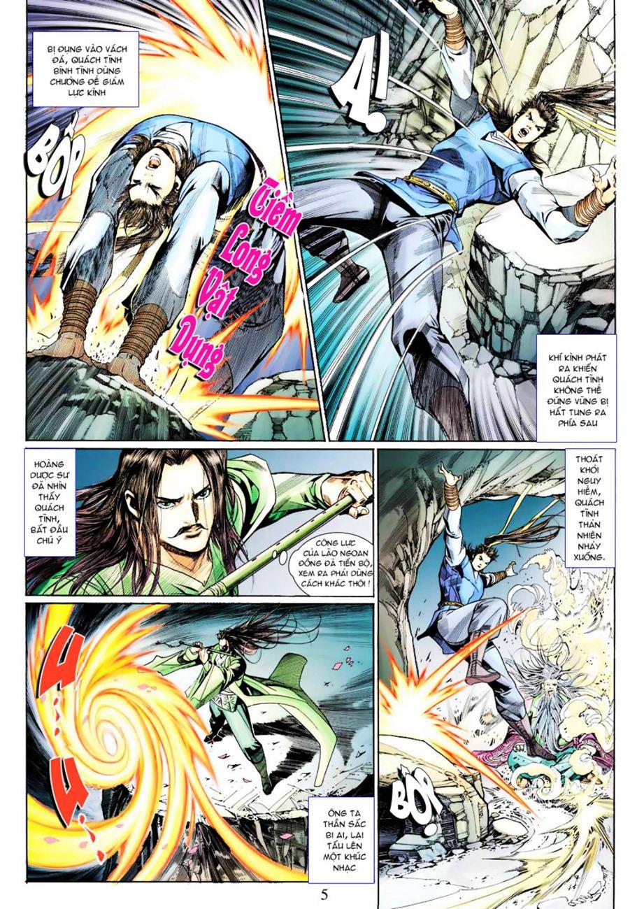 Anh Hùng Xạ Điêu anh hùng xạ đêu chap 40 trang 5