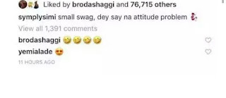 Simi Replies Nigerian Guy Who Attacked Her For Wearing A Nose Ring