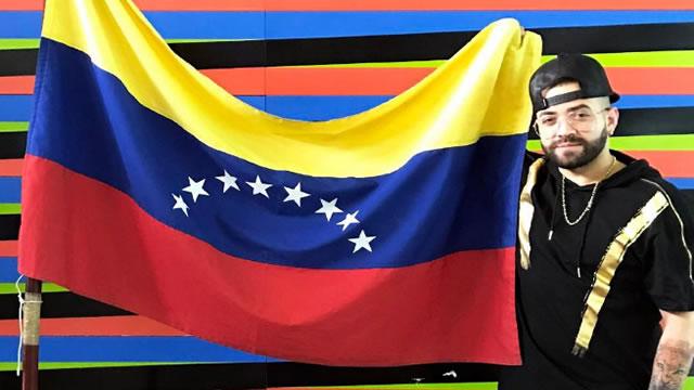 Así pide Nacho la renuncia de Nicolás Maduro