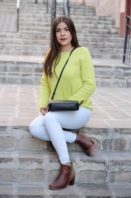 Neon Sweater ✨
