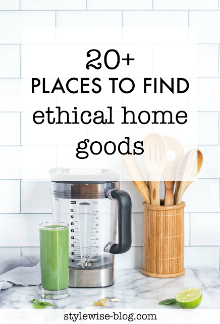 ethical home goods, stylewise-blog.com