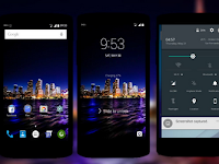 Rom Cyanoid Amber Android Lollipop L lenovo a369i